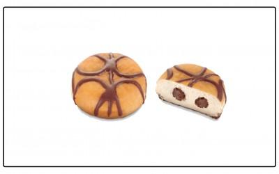 Donuts Decor Chocolate 36x90g