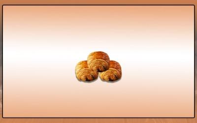 Mini Pão de Chocolate Baker, 260x28g