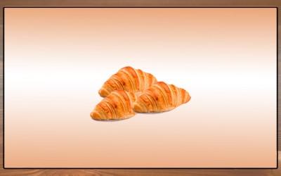 Mini Croissant MB, 180x25g