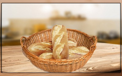 Baguettine Sanduiche Tradição, 50x140g
