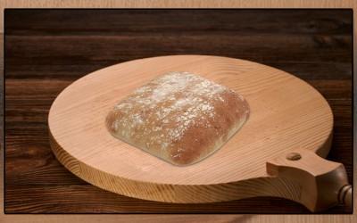 Pão Levain Quadrado Cristal, 24x95g