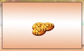 Mini Pão com Passas, 260x30g