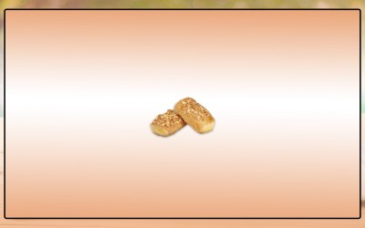 Mini Petisco de Creme, 294x17g