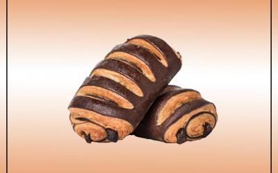 Pão de Chocolate Bicolor, 54x85g