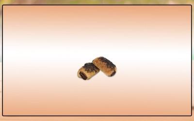 Mini Petisco de Chocolate, 294x17g