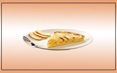 Torta de Maçã 8 fatias, 4x950g