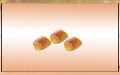 Mini Pão Creme Vanille' 180x40g