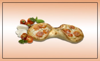 Salgado Caruso Mozzarela e Tomate Cereja, 10x180g