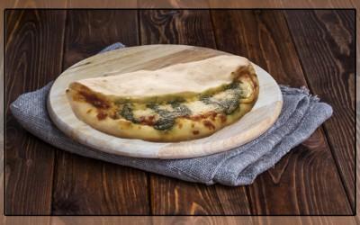 Salgado Sorriso Mozzarela e Pesto 24x140g