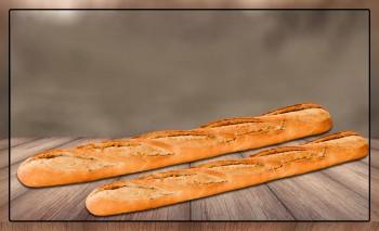 Baguette Tradição 57cm, 30x280g